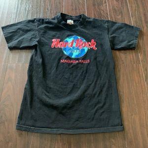 VINTAGE Hard Rock Cafe T-Shirt Small Niagra Falls